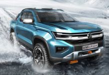 Volkswagen Le Pick Up Amarok 2021 Cousin du Ford Ranger