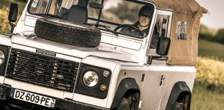 Land Rover 90 Defender 300 Tdi