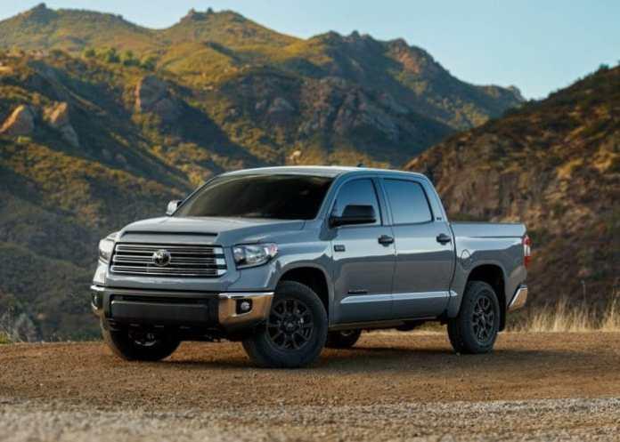 Toyota le nouveau Tundra 2021 Une référence 4x4 ... Plus propre