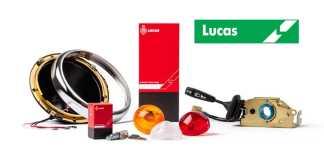 Lucas – Pièces pour les classiques Anglais Nouvelle gamme Lucas Authentic Classic