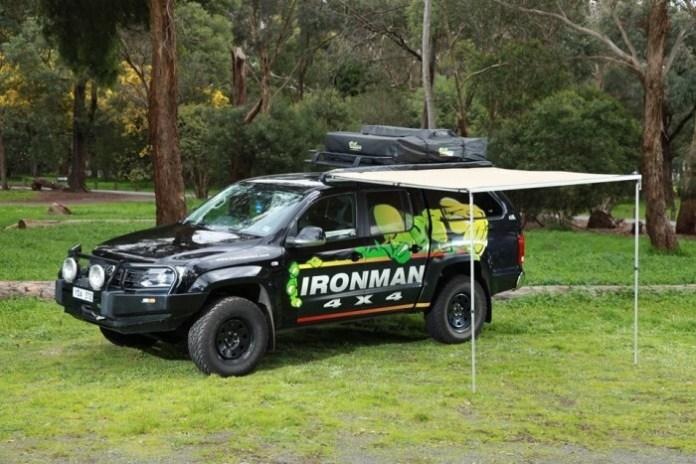 Ironman 4x4 Des auvents à Leds Pour un bivouac lumineux