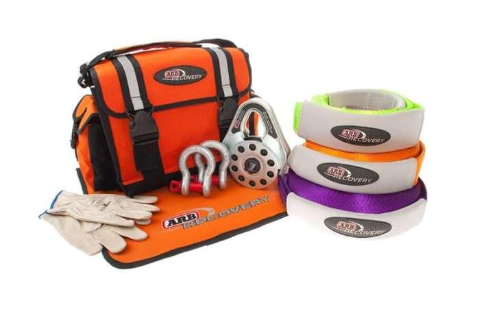 ARB Kit de treuillage Assistance rapide premium