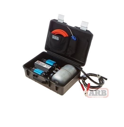 ARB Le compresseur portable Pour un rendement maximum