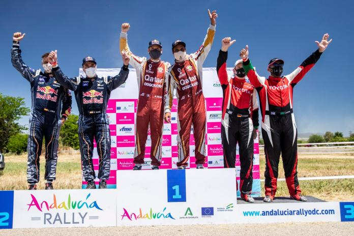 Andalucia Rally 2021 Un final palpitant