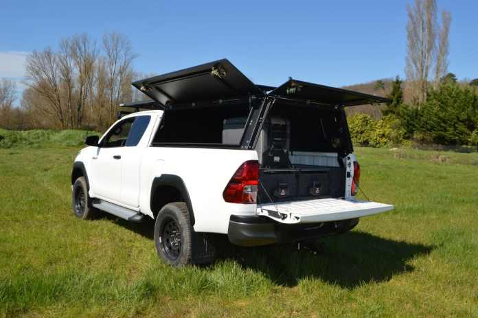 Outback Import Le nouveau Hard Top Rockalu