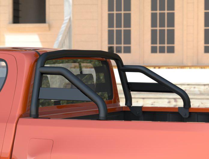Paint Pro  Protections avant et arceaux pour Toyota Hilux 2021