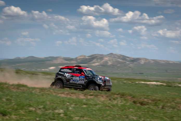 Silkway Rally 2021 11e édition