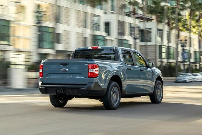 Ford Maverick  Le Pick up compact