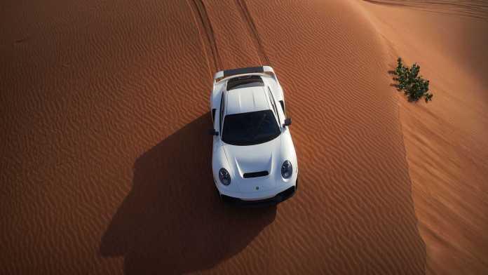 Gembella Porsche 911 « Marsien »