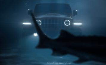 Jeep vision de l'avenir Le futur