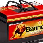 Batterie Banner AGM Le Buffle étoffe encore sa gamme !