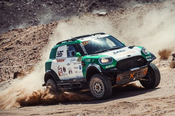 Jutta Kleinschmidt le retour avec X-Raid Jutta sur la Baja Aragon 2021