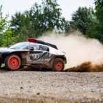 Audi Dakar 2022 électrique Peterhansel Sainz et Ekström passe à l'électrique
