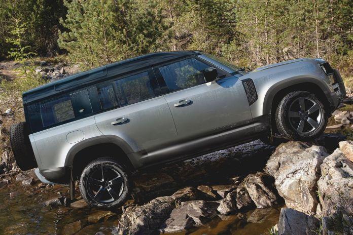 Land Rover Le Defender 130 c'est pour bientôt