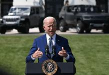 USA Le grand virage électrique Joe Biden fixe les objectifs