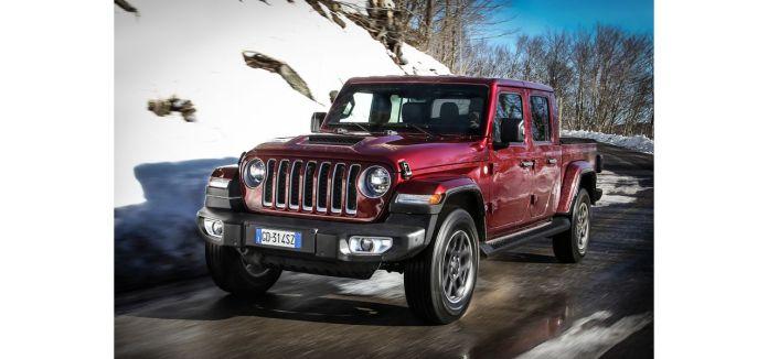 Jeep Gladiator Pick up V6 diesel 4 Places sans malus !