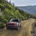 All-new 2022 Jeep® Grand Cherokee Trailhawk
