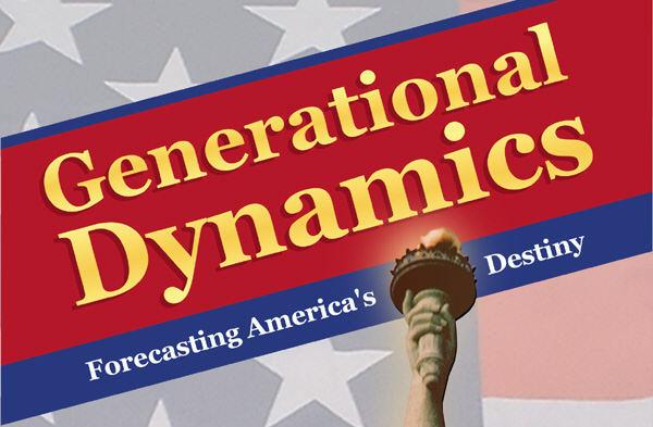 Generational Dynamics: Forecasting America's Destiny
