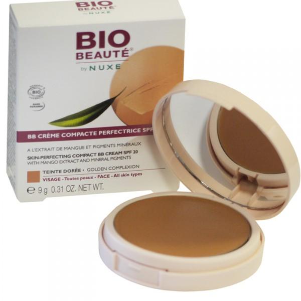 maquillage bio beauté nuxe