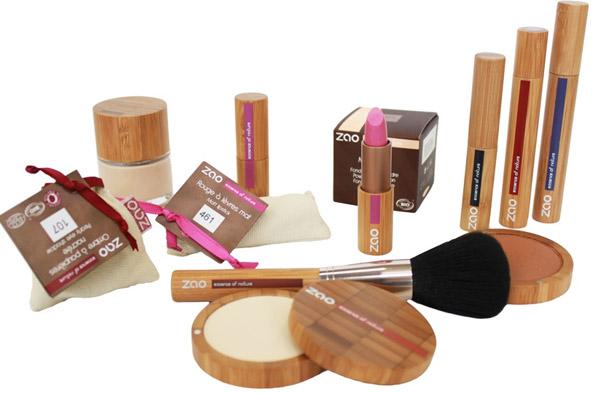 maquillage bio et cruelty free