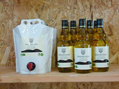 huile de colza bio