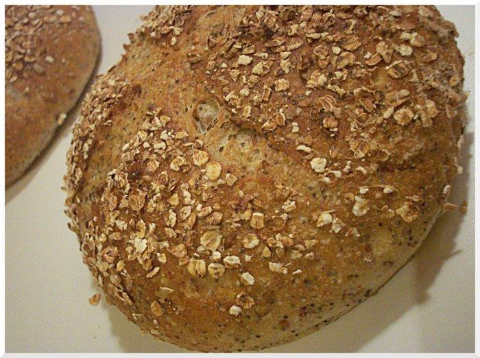 pain au lin recette