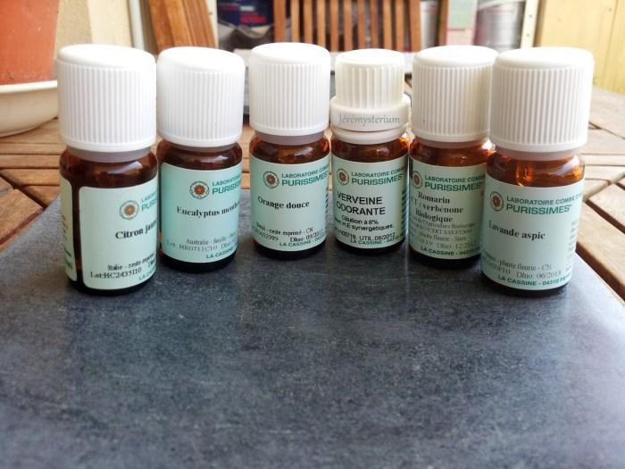 parfums biologiques