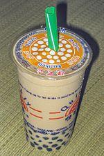 perles tapioca bubble tea