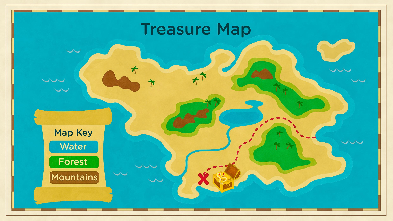 Read About Maps Amp Landforms