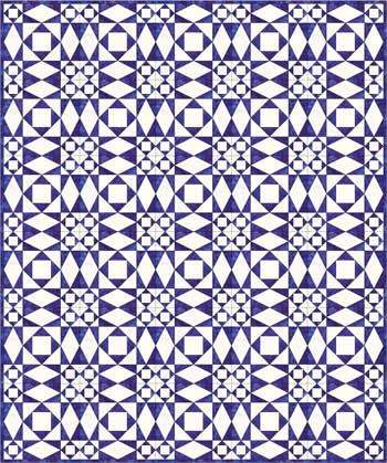 Storm At Sea Quilt Pattern Free Quilt Block Patterns