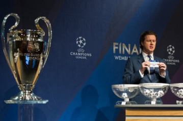 image UEFA Champions League 2013 schedule First knockout ...