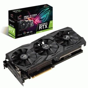 SVGA ASUS ROG-STRIX-RTX2060-6G-GAMING RTX2060 PCIE3.0 6GDDR6 192BIT 2XHDMI 2XDP HDCP 7680X4320 2