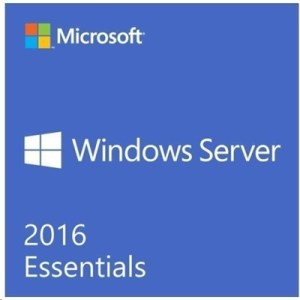 SW DELL 634-BIPT MICROSOFT WINDOWS SERVER 2016 ESSENTIALS ROK