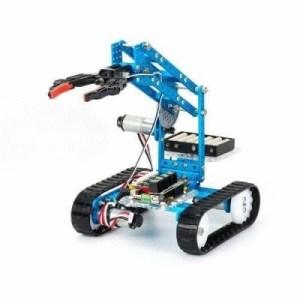 ULTIMATE ROBOT KIT 2.0 - 10 IN 1 ROBOT KIT MAKEBLOCK SET DA COSTRUZIONE PROGRAMMABILE (90040)