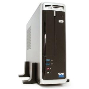PC WINBLU ESSENTIAL L5 0376 SFF H310 INTEL I5-9500 8GBDDR4-2666 256SSD DVDRW+CR VGA+DVI-D T+M FREEDOS 2Y