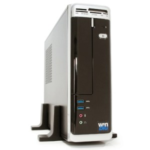 PC WINBLU ESSENTIAL L3 0369W10 SFF H310 INTEL I3-8100 4GBDDR4-2400 240SSD DVDRW+CR VGA+DVI-D W10PRO/64 T+M 2Y ONSITE