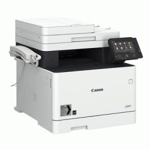 STAMPANTE CANON MFC LASER MF734CDW 1474C038 COLORE A4 4IN1 27PPM DADF 250FG F/R USB LAN WIFI PCL PS
