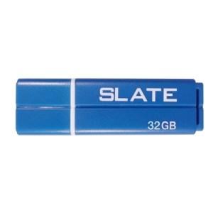 FLASH DRIVE USB3.1 32GB PATRIOT SLATE (PSF32GLSS3USB) BLUE
