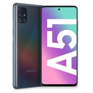 Smartphone Samsung Galaxy A51 Lte Black D.sim Sm-a515fzkveue 6