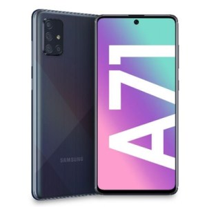 Smartphone Samsung Galaxy A71 Lte Black D.sim Sm-a715fzkuitv 6