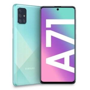 Smartphone Samsung Galaxy A71 Lte Blue D.sim Sm-a715fzbuitv 6