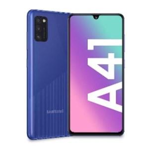 Smartphone Samsung Galaxy A41 Lte Blue D.sim Sm-a415fzbdeue 6