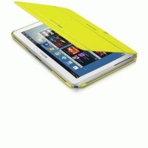 "Custodia Samsung Efc-1g2nmecstd A Libro Rigida Per ""galaxy Note 10.1"" - Giallo"
