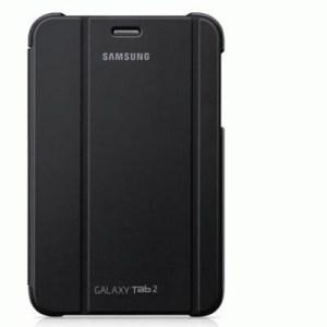 """Custodia Samsung Efc-1g5sgecstd A Libro Rigida Per """"galaxy Tab 2 7.0"""" - Grigio"""