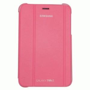 """Custodia Samsung Efc-1g5specstd A Libro Rigida Per """"galaxy Tab 2 7.0"""" - Rosa"""