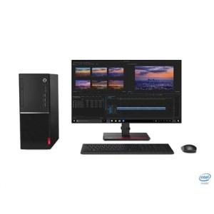 Pc Lenovo Thinkcentre V530 11bh000kix 15lt I3-8100 4ddr4 256ssd Freedos Odd 7in1 10usb Dp Vga Hdmi Wifi Bt Glan T+musb 1yos