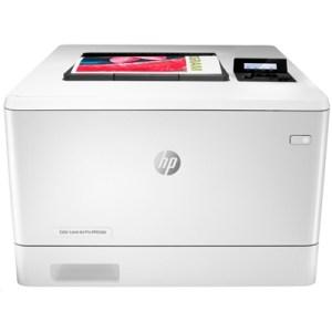 Stampante Hp Laserjet Color Pro M454dn W1y44a White A4 27ppm F/r 512mb Lan/usb 600dpi 2vassoicarta 3yconreg