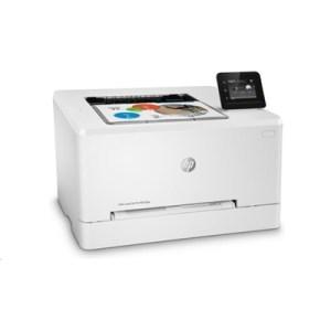 Stampante Hp Laserjet Color M255dw 7kw64a White A4 21ppm 256mb F/r Wifi -lan Usb 600dpi Lcd Eprint 2vassoi 3yconreg