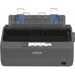 Stampante Epson Aghi Lx-350 C11cc24031 9aghi 80col 1+4copie Ling Esc/p Fg Sing/mod Cont Par-ser-usb