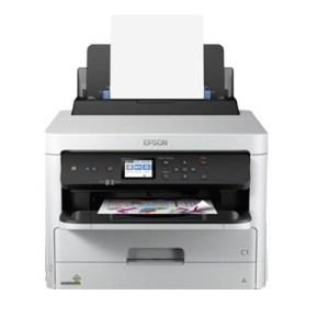 Stampante Epson Ink Workforce Pro Wf-c5210dw C11cg06401 A4 34ppm Lcd Nfc Lan Wifi